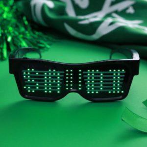 النظارة المضيئة من أغرب الاشياء اللي ممكن تشتريها من أمازون
