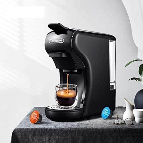 ماكينة قهوة كبسولات نسبرسو